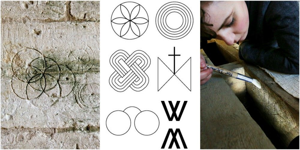6 things you need to know about witch markings, according to