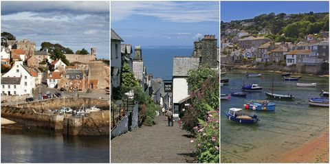 Best fishing villages in the UK