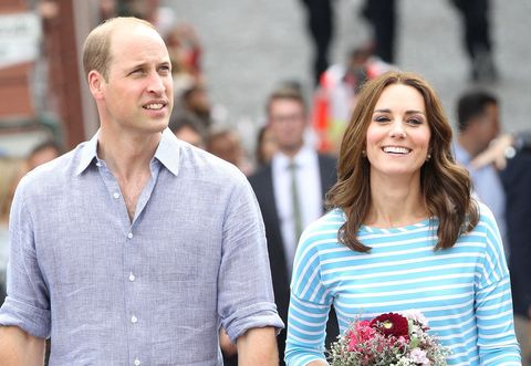 The Duke and Duchess of Cambridge, Prince William and Kate Middleton