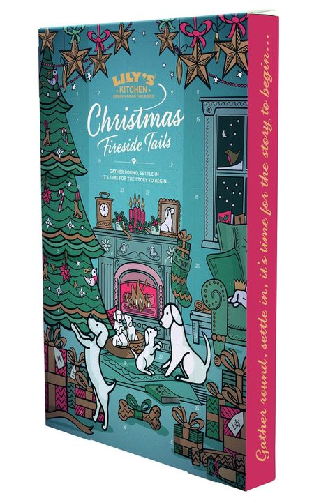 Christmas advent calendar for dogs - Lily's Kitchen