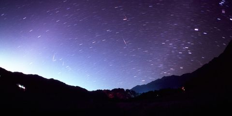 There's going to be a beautiful meteor shower this weekend – here's when you need to look up