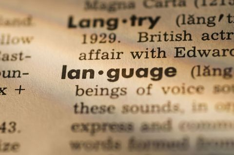 If you use these words then you are upper class, according