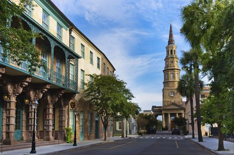 Charleston - South Carolina - USA