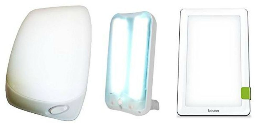 5 Best Selling Sad Light Therapy Lamps On Amazon Right Now How To Treat Seasonal Affective