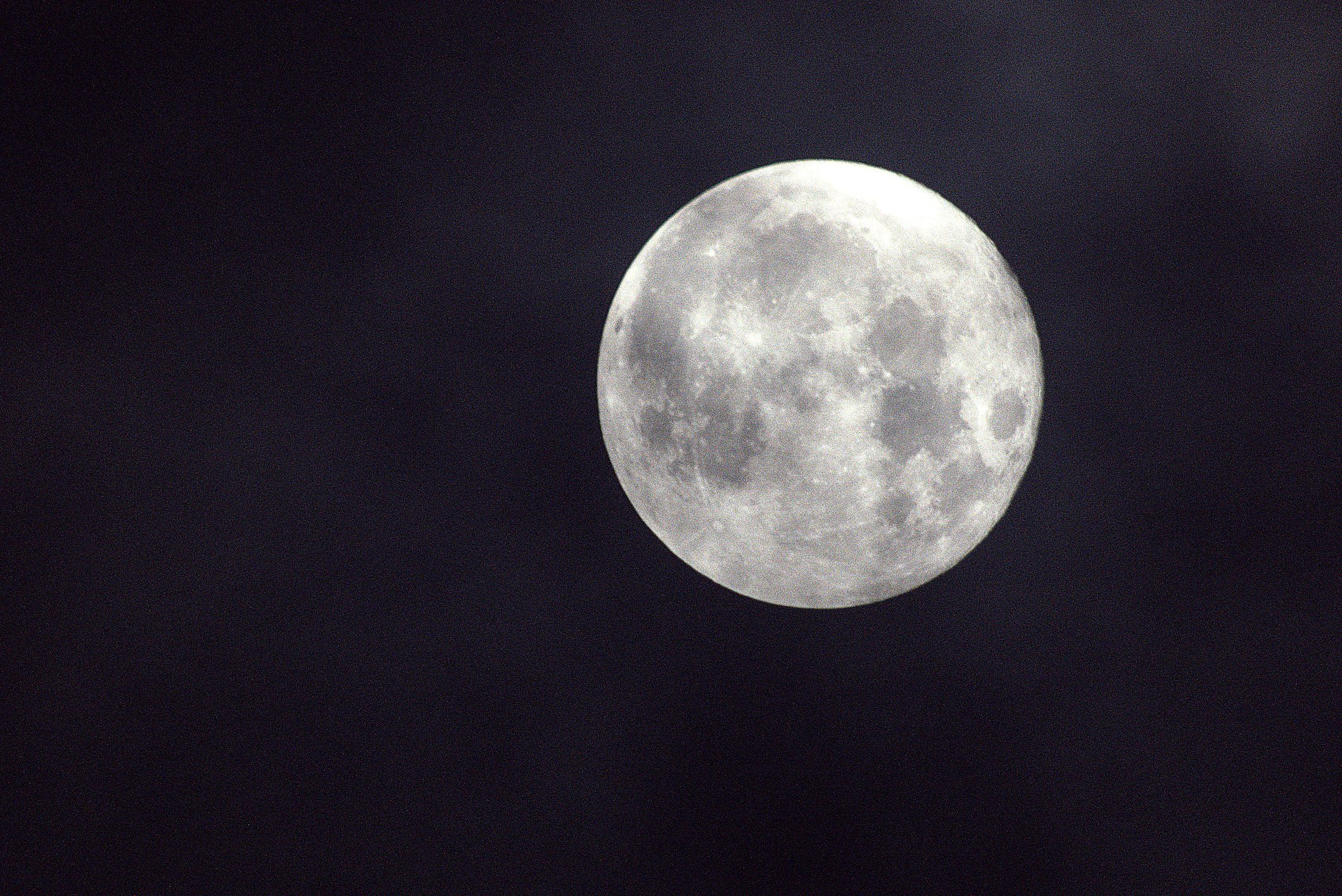 A full Beaver Moon will light up the sky tonight