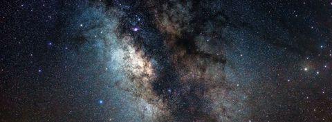 milky way - space