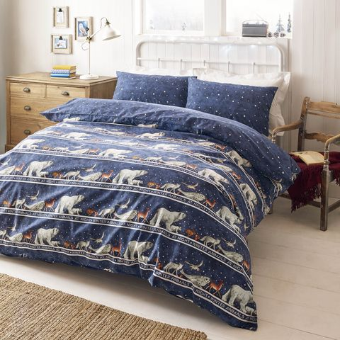 Winter Animals - bedding - Emma Bridgewater - Ashley Wilde
