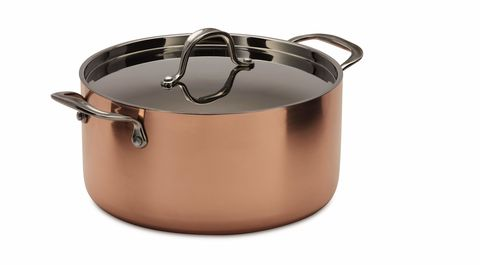 Aldi S Copper Saucepan Range Is Back And It S A Fraction