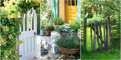 8 Front Garden Design Tips To Make Your Home Welcoming And Inviting Garden Gates And Furniture