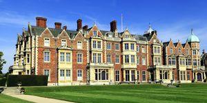 Sandringham House - Queen's home