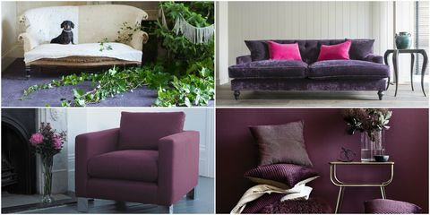 12 ways to introduce Pantone's Colour of the Year 'Ultra Violet' into your home