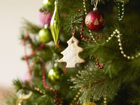 Christmas tree - Christmas tree biscuit decoration