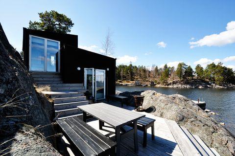 Best airbnbs in Sweden