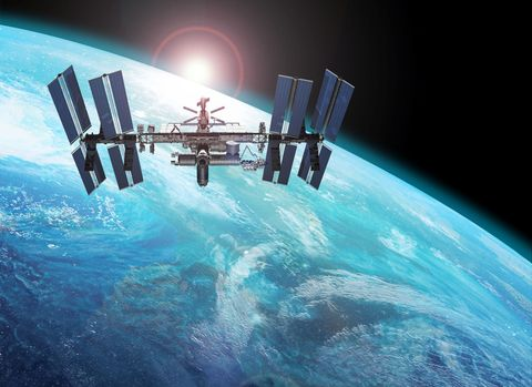 Where and when to see the International Space Station over