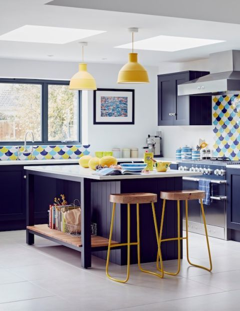 The Shaker Layon range from John Lewis of Hungerford, priced from £17,500 inc. vat