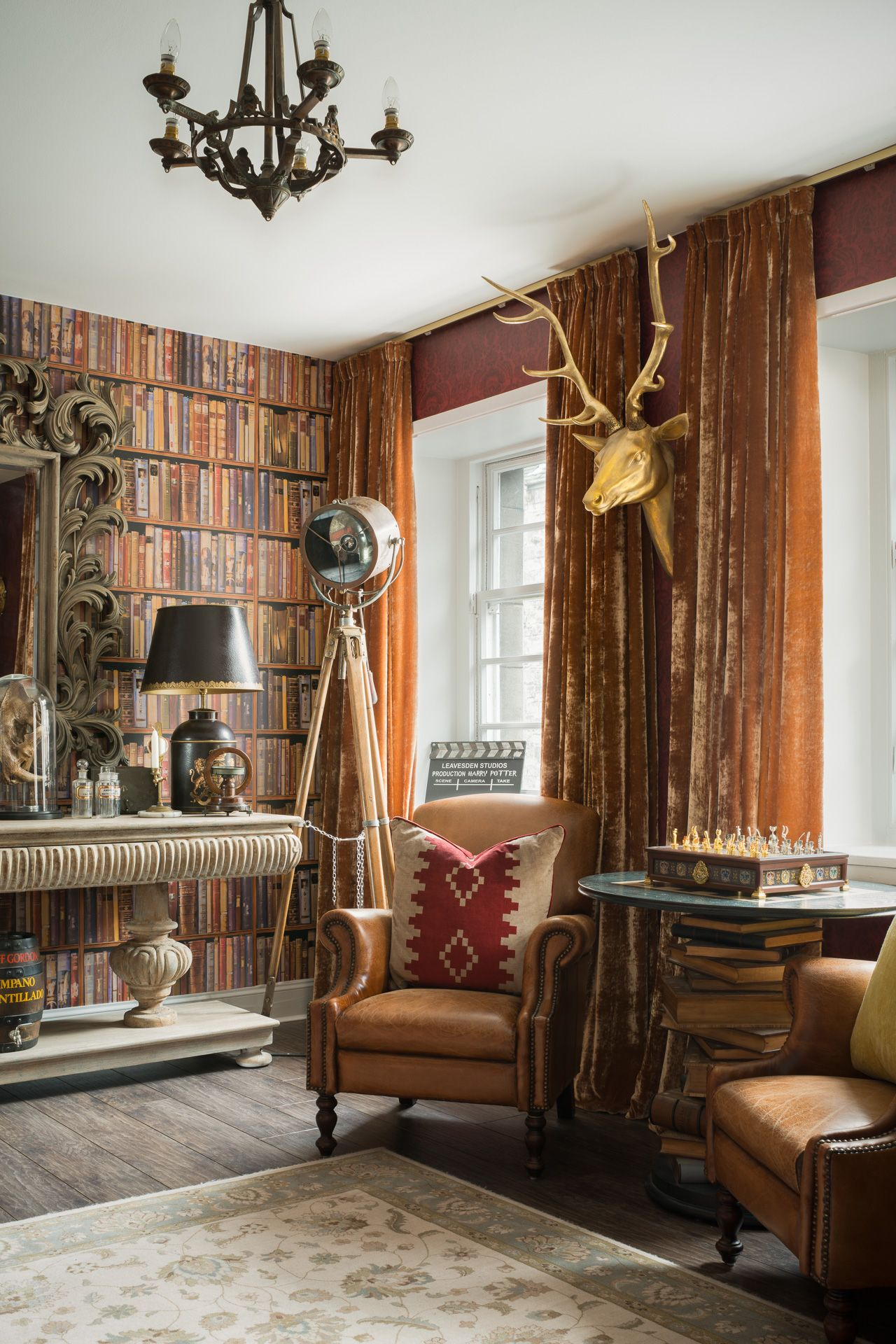 Genial Canongate U2013 Edinburgh   Harry Potter Apartment   Sitting Room   ZAC And ZAC