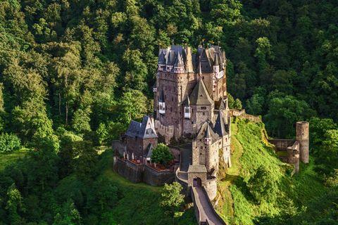 Burg Eltz (Eltz castle) near Wierschem