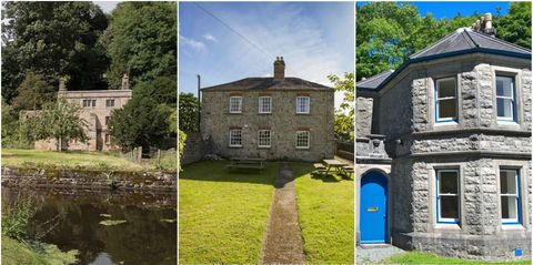 national trust cottages