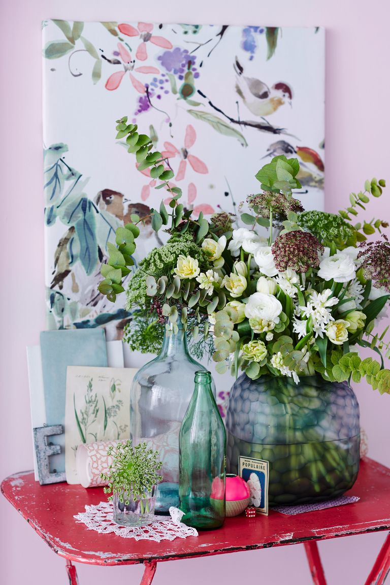 Best flower and bouquet trends for valentines day 2018 flower green flowers izmirmasajfo Image collections