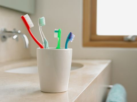 Recycle toothbrushes
