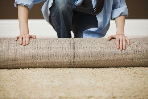 recycle carpet