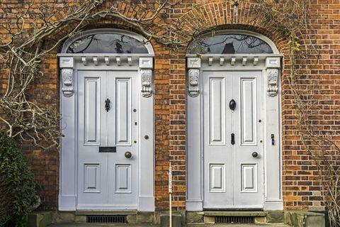 10 Most Popular Door Colours In 2018 Front Door Colour Trends 2018