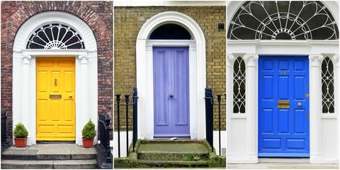 10 Most Popular Door Colours In 2018 Front Door Colour