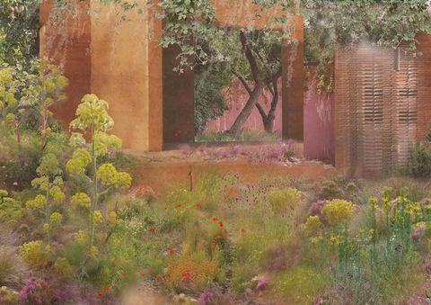 RHS Chelsea Flower Show 2018 - show gardens