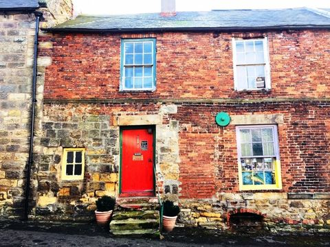 Cottage property - Belford - Northumberland - National Residential