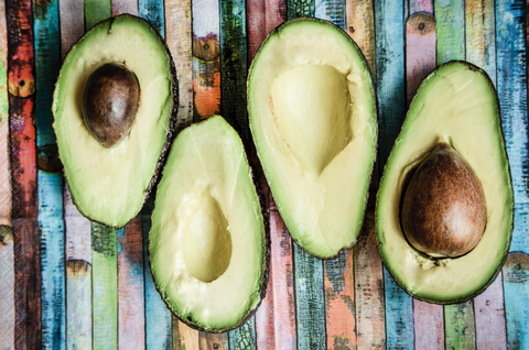 """<p>Aside from being delicious and versatile, avocado is also extremely energising. It may be loaded with calories, but its high (healthy) fat content, including <a href=""""http://www.prima.co.uk/diet-and-health/healthy-living/advice/a39271/omega-3-deficiency/"""" target=""""_blank"""" data-tracking-id=""""recirc-text-link"""">omega 3</a> and omega 6 fatty acids, fights bad cholesterol, increases blood flow to the brain and helps the body absorb other nutrients.</p><p>In addition, avocado provides more protein than most fruits. Since we need carbs, fat and protein for sustained energy, it's this combination of nutrients that makes avocado an amazing energy booster.</p>"""