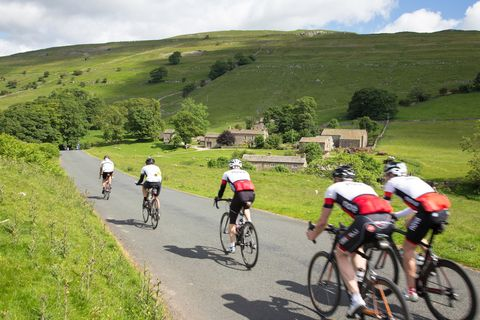 "<p><span>With over 4,836 posts, the number one&nbsp;most Instagrammed cycling spot in the UK is the <a href=""http://www.countryliving.co.uk/wellbeing/news/a2560/craven-yorkshire-dales-happiest-place-britain/"" target=""_blank"" data-tracking-id=""recirc-text-link"">Yorkshire Dales</a>, and with the infamous Tour de France passing through the Dales in 2014, it's no surprise that it's made it to the top of the list. The Dales are home to some of the finest landscapes in the country, with heather clad moorlands, valleys full of meadows and many lovely villages and towns to explore along the way. A cycling trip to the Yorkshire Dales wouldn't be complete without visiting one of the many waterfalls around the Dales, check out the Aysgarth Falls for one of the most beautiful sights you can see.</span></p>"