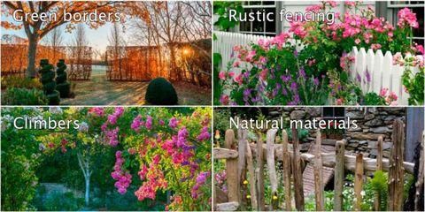 8 Ways Create A Partition In Your Garden Garden Design Ideas