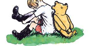 winnie the pooh print exhibition