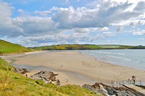 Inchydoney Beach Northern Ireland best beaches