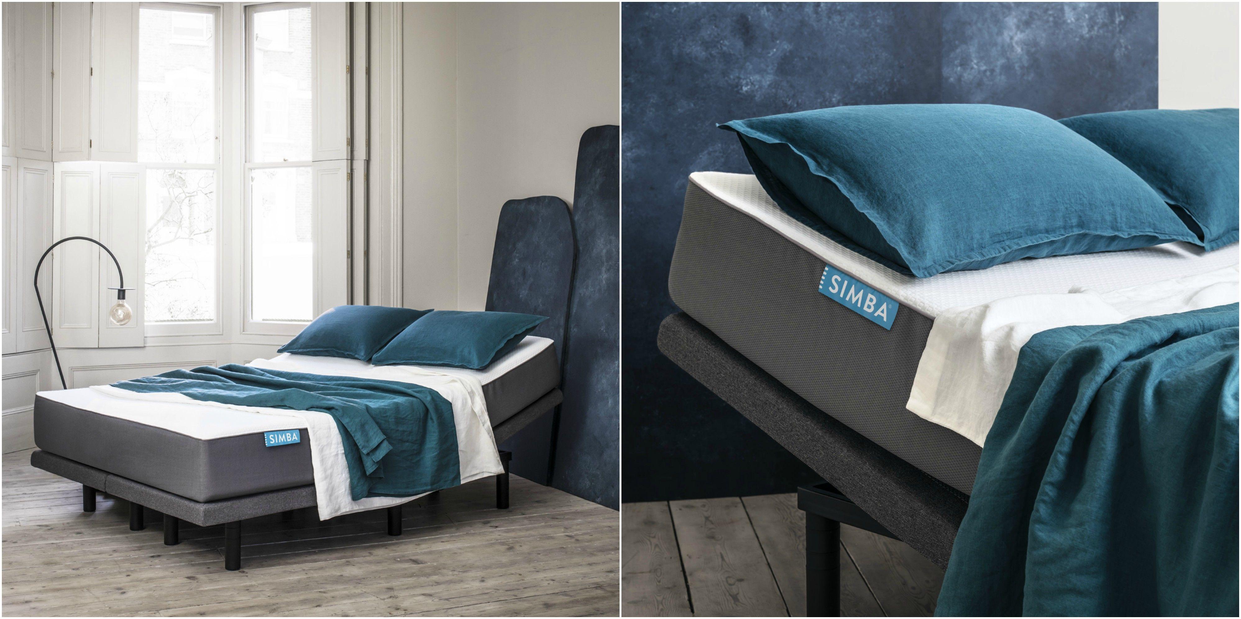 Simba Launches Adjustable Bed Base That Promotes Zero Gravity Like Sleep