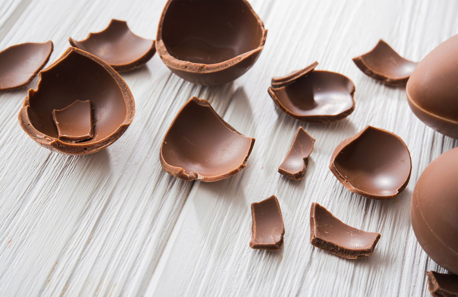 This is the best way to open an Easter egg, says chocolatier