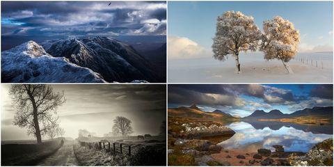 Scottish Landscape Photographer of the Year Awards 2018