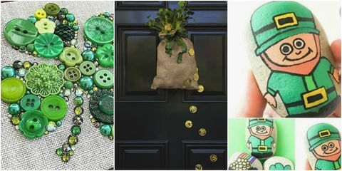 16 Decorating, Food and Costume Ideas for St Patrick\'s Day ...