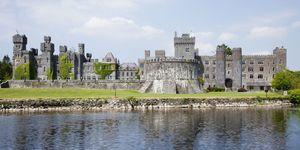 Ashford Castle - Cong - Ireland