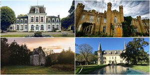 Best Castles - Airbnb - most wish-listed castles
