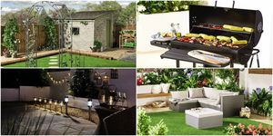 Add some glamour to your garden this summer with Aldi's brand new gardening range. 