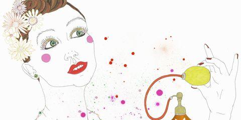 Cheek, Art, Artwork, Graphics, Illustration, Painting, Drawing, Creative arts, Clip art,