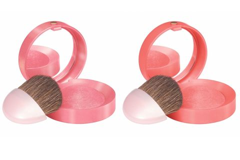 Audio equipment, Red, Pink, Plastic, Audio accessory, Earrings, Circle,