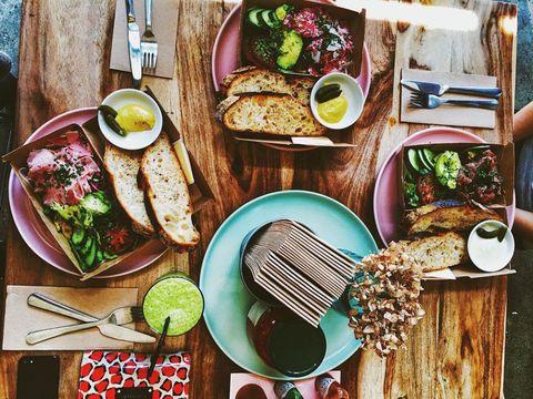 Food, Dishware, Cuisine, Meal, Tableware, Serveware, Plate, Ingredient, Table, Dish,