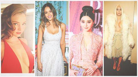 Hairstyle, Eye, Style, Dress, Fashion accessory, Eyelash, Formal wear, Beauty, Fashion, Youth,