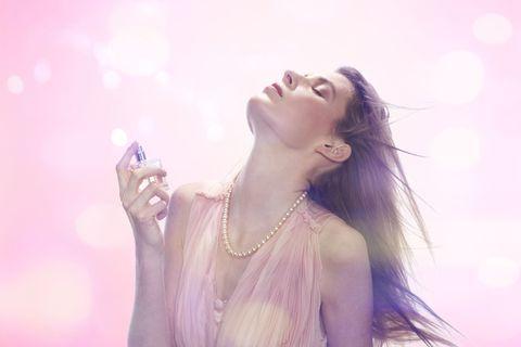 Lip, Finger, Jewellery, Hairstyle, Skin, Eyelash, Fashion accessory, Purple, Violet, Jaw,