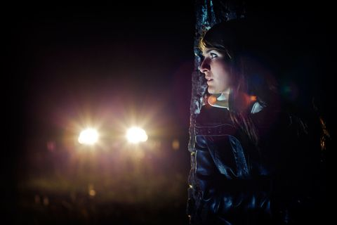 Darkness, Black hair, Lens flare, Costume accessory, Flash photography, Midnight, Cg artwork, Headpiece, Goth subculture, Digital compositing,