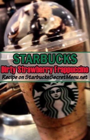 "<p>想要同時享受到巧克力的濃郁、咖啡的甘醇還有草莓的酸甜滋味嗎?那你一定要試試這款草莓小淘氣星冰樂Dirty Strawberry Frappuccino!這款星冰樂嚐起來的滋味就像曖昧時期的甜蜜但又帶點甘醇苦味的那種感覺! </p><p><span class=""redactor-invisible-space"">調製曖昧小草莓星冰樂Dirty Strawberry Frappuccino<span class=""redactor-invisible-space"">的</span>方式<gs id=""7f869ee5-a5b6-4ba3-b919-997db4ee3f19"" ginger_software_uiphraseguid=""487faad5-5f41-4443-a8fa-3d3695b32b2c"" class=""GINGER_SOFTWARE_mark""><gs id=""be2517aa-601e-4b9f-8c60-5c08426494dc"" ginger_software_uiphraseguid=""aeee2023-181e-45ec-94c5-67eeee285d8c"" class=""GINGER_SOFTWARE_mark"">(</gs></gs>size: <gs id=""b3eb7710-9da2-450c-b522-44e25cdbf679"" ginger_software_uiphraseguid=""487faad5-5f41-4443-a8fa-3d3695b32b2c"" class=""GINGER_SOFTWARE_mark""><gs id=""8563635e-5c1a-4fcc-a785-005aab986746"" ginger_software_uiphraseguid=""aeee2023-181e-45ec-94c5-67eeee285d8c"" class=""GINGER_SOFTWARE_mark"">:</gs></gs>grande<gs id=""ef63c776-6a99-4a62-98e9-6218304775d6"" ginger_software_uiphraseguid=""487faad5-5f41-4443-a8fa-3d3695b32b2c"" class=""GINGER_SOFTWARE_mark""><gs id=""30f46cfb-4887-4904-a37a-f9a099b715af"" ginger_software_uiphraseguid=""aeee2023-181e-45ec-94c5-67eeee285d8c"" class=""GINGER_SOFTWARE_mark"">)</gs></gs></span></p><p><span class=""redactor-invisible-space"">第一步:用有加奶油、草莓跟牛奶的星冰樂來當基底</span></p><p><span class=""redactor-invisible-space"">第二步:加上一點香草豆粉</span></p><p><span class=""redactor-invisible-space"">第三步:加上可可碎片</span></p><p><span class=""redactor-invisible-space"">第四步:加上一下的白摩卡糖漿跟經典原味糖漿<span class=""redactor-invisible-space""></span></span></p><p>第五步:再加上一份濃縮咖啡</p><p>第六步:最後多加一點冰塊混合之後在上面擠上一些鮮奶油</p><p>你專屬的曖昧小草莓星冰樂Dirty Strawberry Frappuccino<span class=""redactor-invisible-space"">就完成啦!</span></p>"