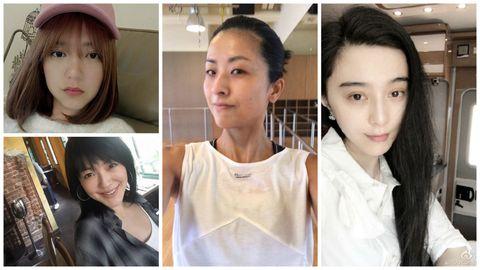 Lip, Eye, Hairstyle, Skin, Chin, Forehead, Eyebrow, Eyelash, Style, Beauty,