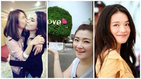 Hair, Head, Lip, Smile, Eye, Hairstyle, Eyebrow, Happy, Facial expression, Beauty,
